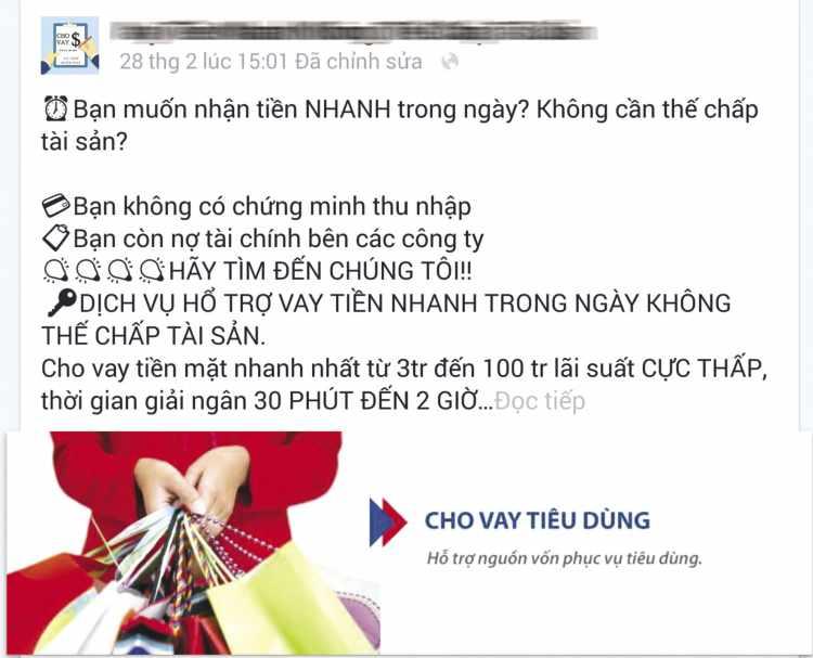 thinh the xau phi