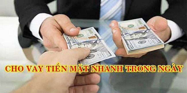 mượn tiền góp tháng
