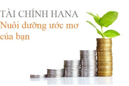 vay tien khong the chap tai san